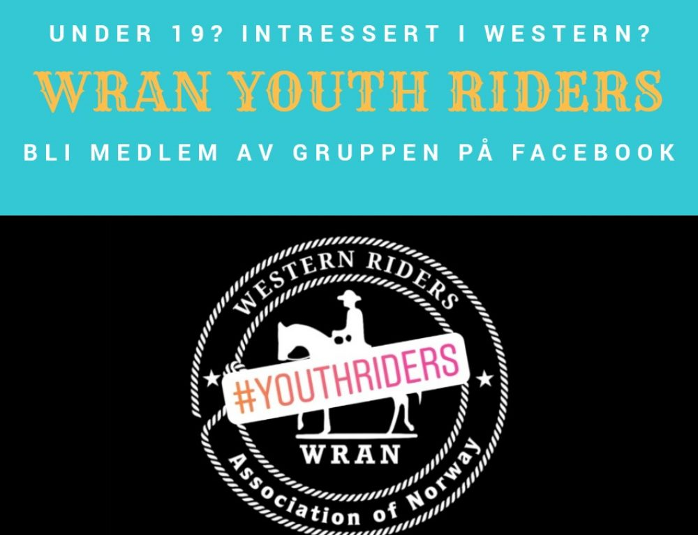 WRAN Youth Riders